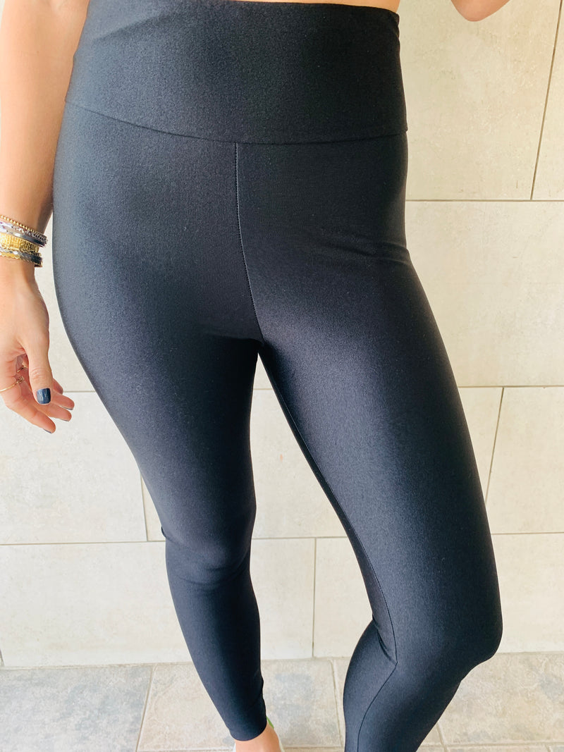 Frillu Shiny Signature Fit Leggings