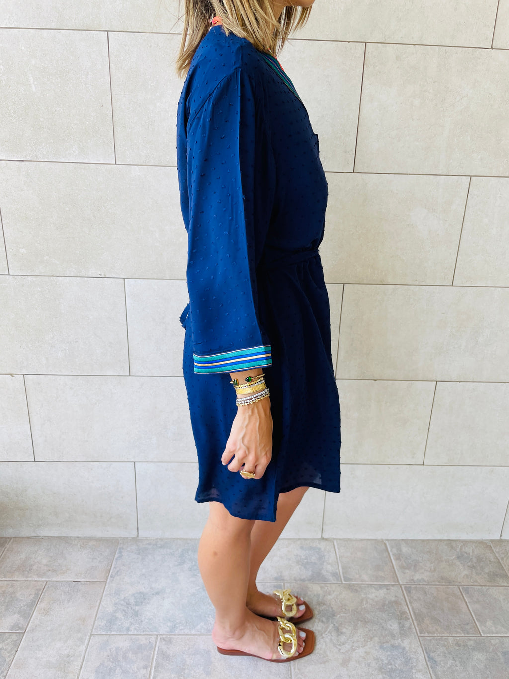White Lacey Flare Pants
