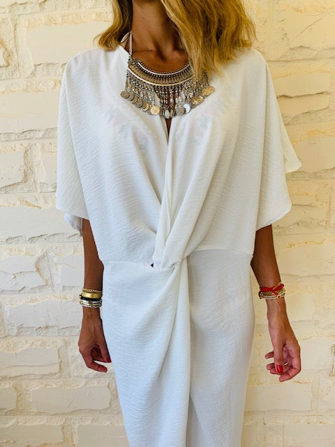 White Knot CoverUp