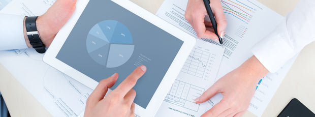Content management tools for automating finance processes