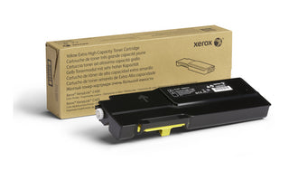 Xerox<sup>&reg;</sup> Extra High Capacity Yellow Toner Cartridge (8000 Yield)