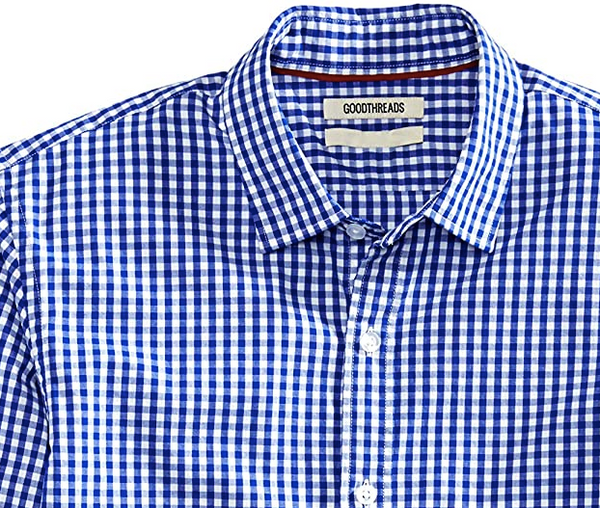 Oktoberfest Men's Checkered Button Down Shirt
