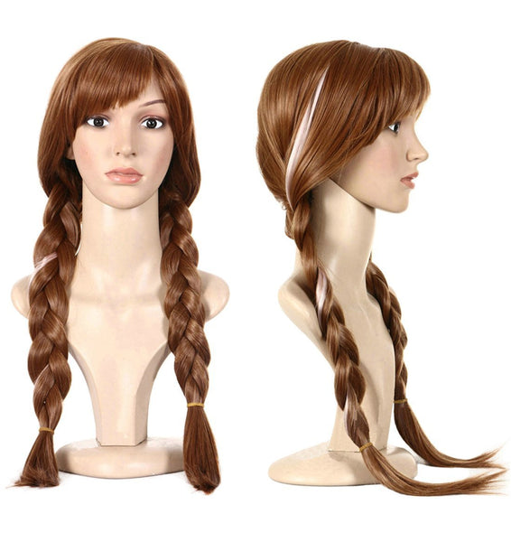 German Braids Wig