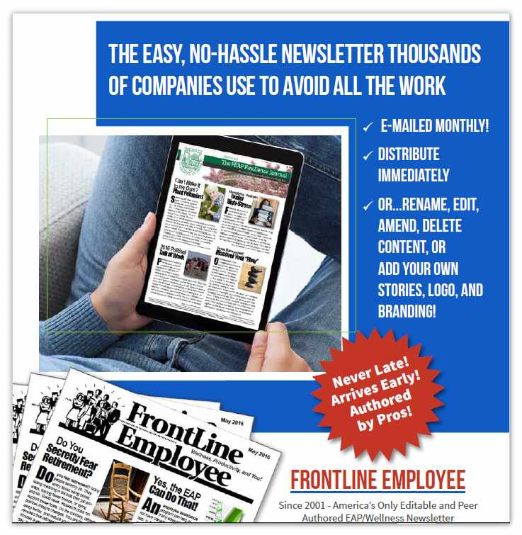 Employee Newsletter - Editable & Customizable - Employee - workplacenewsletters - workplacenewsletters