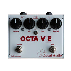 3 Leaf Audio Octabvre MKII - Dual Mode Octaver