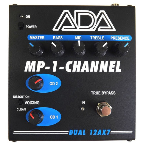 ADA MP-1 Channel