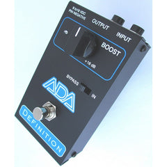 ADA Definition Preamp/Boost,,Pedals Steve's Music Center Rock Hill NY 845-796-3616