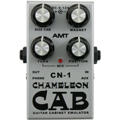 AMT Electronics Chameleon CAB CN-1 - Speaker Cabinet Emulator,, Steve's Music Center Rock Hill NY 845-796-3616