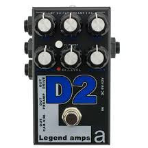 AMT Electronics D2,,Pedals Welcome To Steve's Music Center!