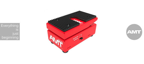 AMT Electronics EX-50 Mini Expression Pedal