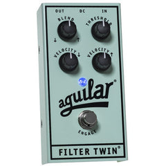 Aguilar Filter Twin®,,Pedals Steve's Music Center Rock Hill NY 845-796-3616