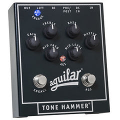 Aguilar Tone Hammer,,Pedals Steve's Music Center Rock Hill NY 845-796-3616