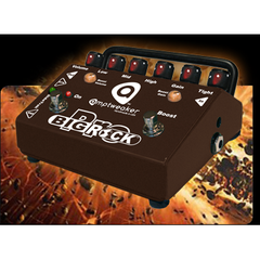 Amptweaker BigRock Pro Distortion,,Pedals Welcome To Steve's Music Center!