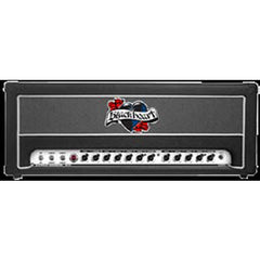 Blackheart BH100H Hothead 100-Watt All-Tube Head. 100 Watts, Class A or Class AB Operation