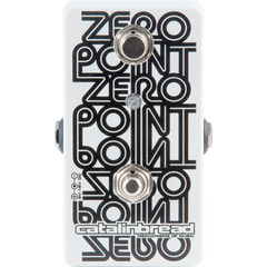 Catalinbread Zero Point Flanger Pedals Catalinbread www.stevesmusiccenter.net