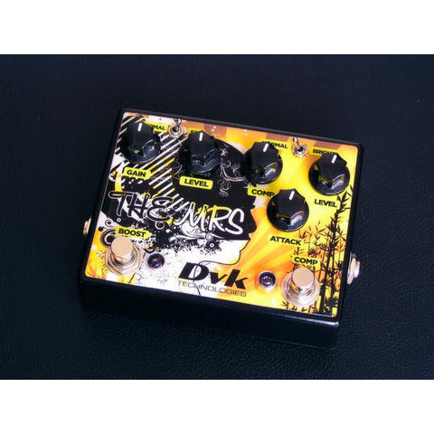 DVK The Mrs – Dual pedal – Boost / Compressor
