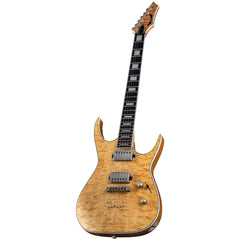 Dean Exile Quilted Maple Satin Natural No Case