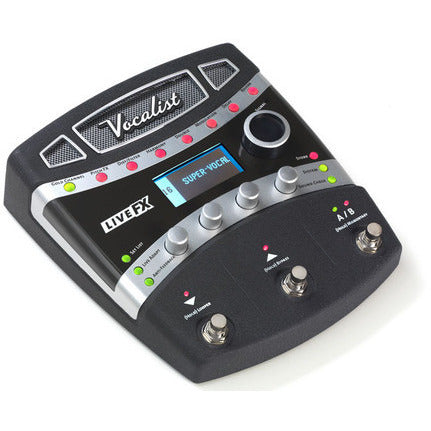 Digitech Live FX Vocal Effects Processor