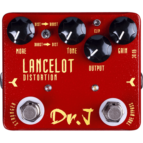Dr J Lancelot Distortion D59