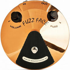 Joe Bonamassa Signature Fuzz Face® Distortion, Copper  JBF3 NOS