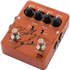 EBS Billy Sheehan Signature Pedal Deluxe Pedals EBS www.stevesmusiccenter.net