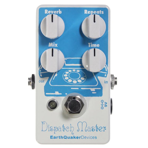 Earthquaker Devices Dispatch Master Version 1