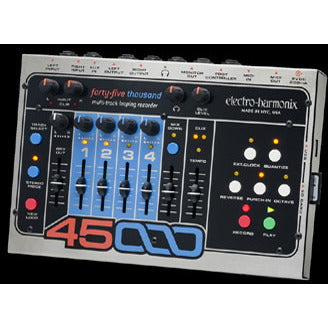 Electro-Harmonix 45000 Multi-Track Looping Recorder w/ the 45000 Foot Controller