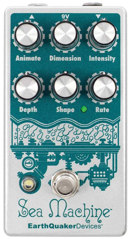 Earthquaker Devices Sea Machine™ V3
