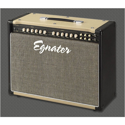 "Egnater Renegade 112 65-Watt Two-Channel 1 x 12"" Combo Elite-100 Loaded - Heavy Duty Cover Included"