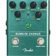 Fender Bubbler Analog Chorus Model #: 0234540000