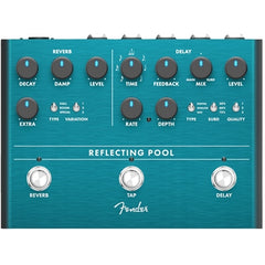 Fender Reflecting Pool Reverb Delay