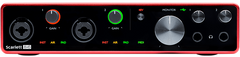Focusrite Scarlett-8I6-3G Interface 3rd generation