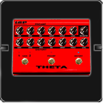 ISP Technologies THETA™ Pre Amp Pedal