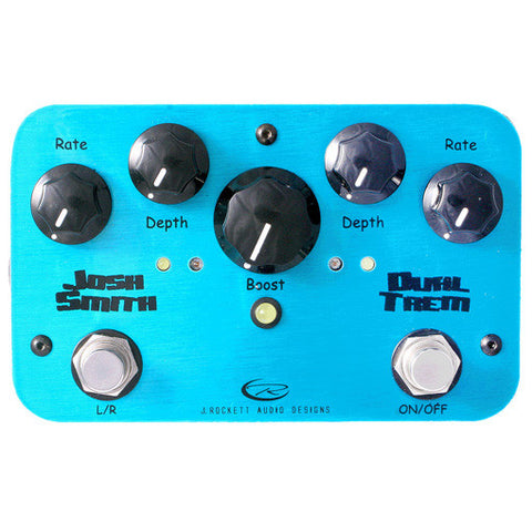 Rockett JRAD Josh Smith Dual Tremolo
