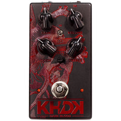 KHDK Dark Blood Pedals KHDK www.stevesmusiccenter.net