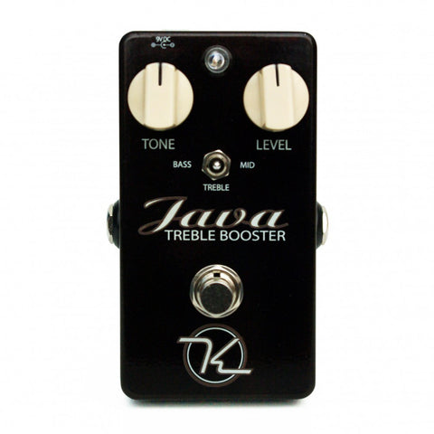 Keeley Java Boost CV7003 Booster Pedal. The Ultimate Rangemaster Clone