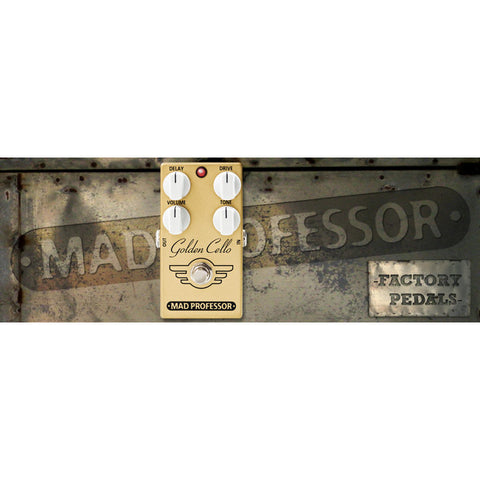 Mad Professor Golden Cello 2nd Edition