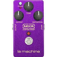 MXR Custom Shop La Machine CSP203 Pedals MXR www.stevesmusiccenter.net