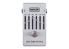 MXR 6 Band EQ M109S Effects MXR www.stevesmusiccenter.net