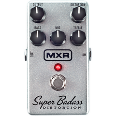 MXR M75 Super Badass Distortion Pedals MXR www.stevesmusiccenter.net