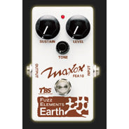 Maxon Fuzzz Elements Earth FEA10 Pedals Maxon www.stevesmusiccenter.net