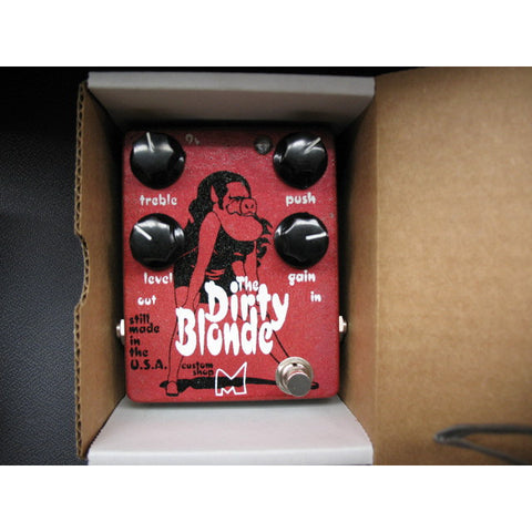 Menatone Dirty Blonde Preamp Pedal