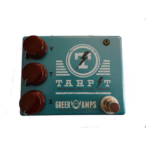 Nick Greer TarPit Fuzz