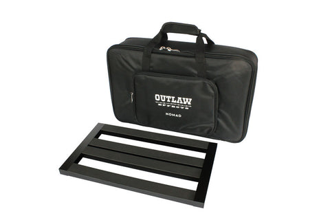 Outlaw Effects Nomad M128 Rechargeable Pedalboard