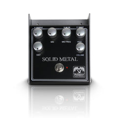 Palmer Solid Metal Distortion Pedal