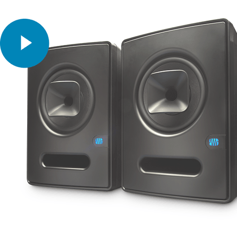 Presonus Sceptre S6 Studio Monitors (Pair)