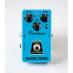 Providence Anadime Chorus ADC-4 Pedals Providence www.stevesmusiccenter.net