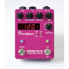 Providence Chrono Delay/Digital Delay DLY-4 Pedals Providence www.stevesmusiccenter.net