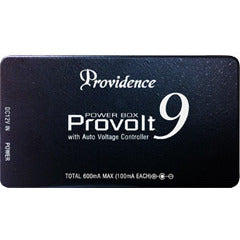 Providence ProVolt 9 Power Supply Power Supply Providence www.stevesmusiccenter.net