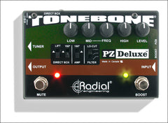 Radial PZ Deluxe Acoustic Preamp